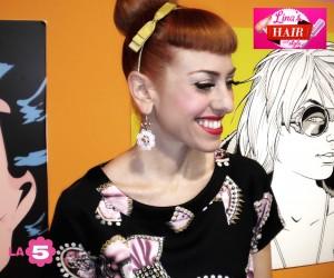 Lina Montanari Television Personality and Lookmaker
