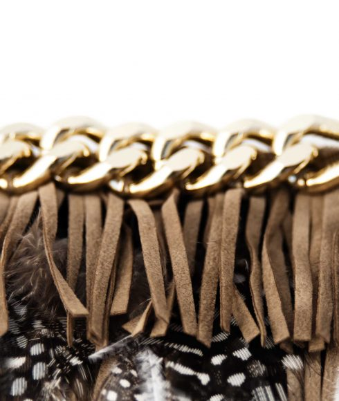 Feathered Bracelet Detail
