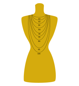 Guide Size Necklaces