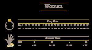 Guide Size Women