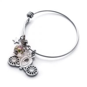 Cinderella Carriage Bangle