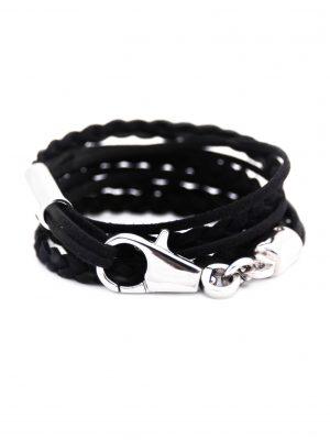 Black Wires Bracelet