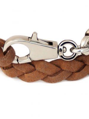 Brown Bracelet for Men Back