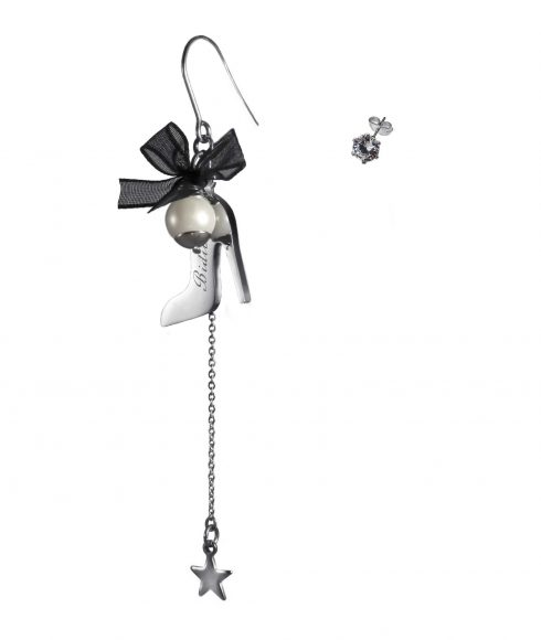 Cinderella Zirconia Earrings