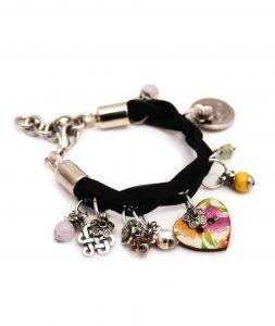 Mini Black Bracelet