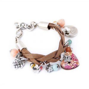 Mini Brown Bracelet