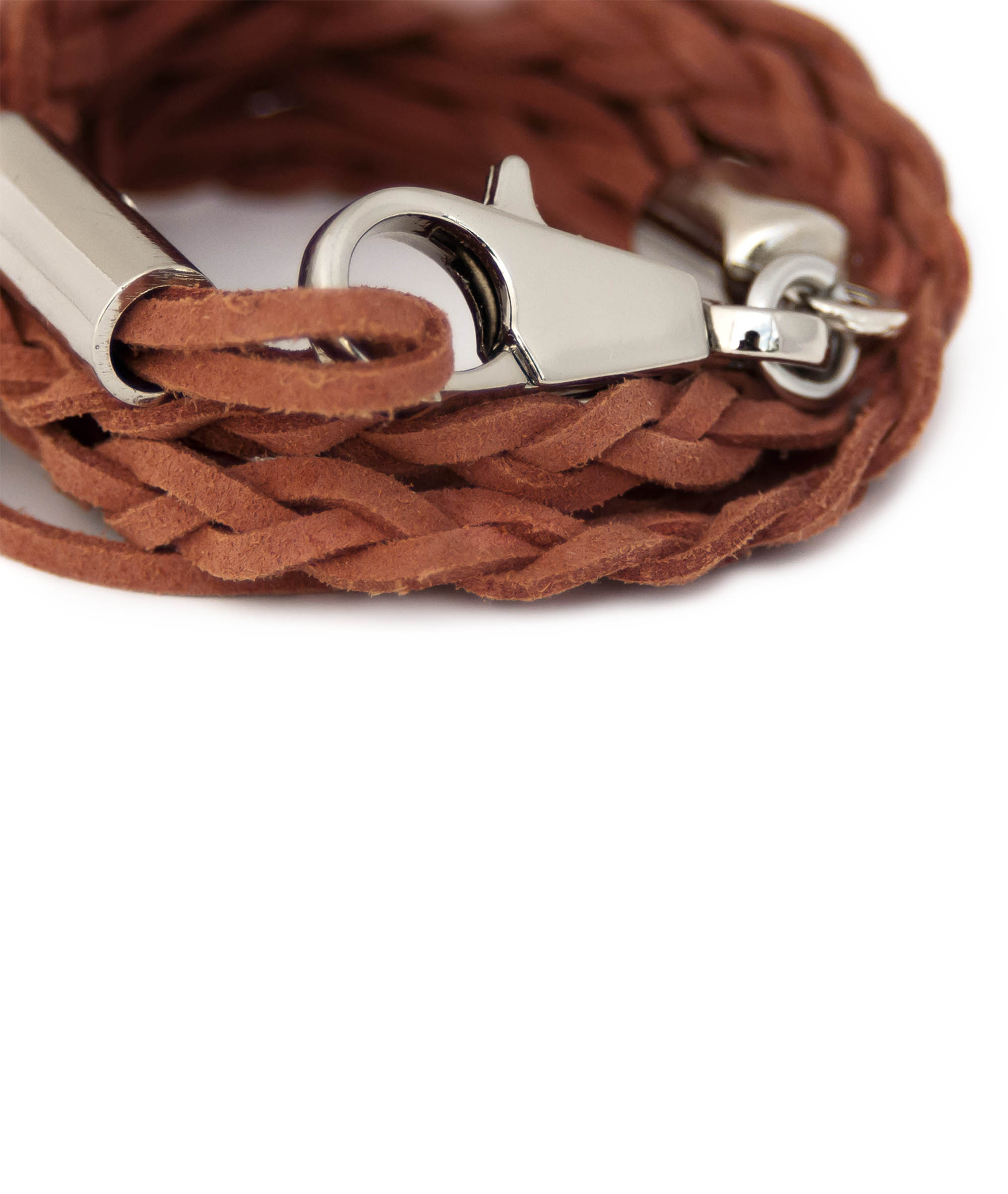 Rusty Wires Bracelet Back