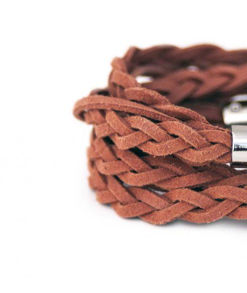 Rusty Wires Bracelet Detail