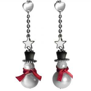 Snow Pearls Earrings