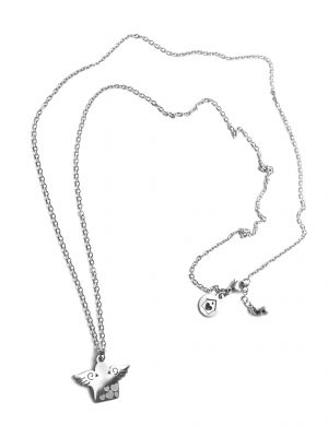 Angel Long Necklace