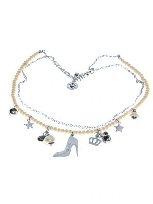 Cinderella Nude Charms Necklace