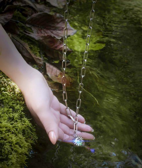 Nature Elements Cura del gioiello